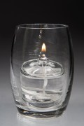 Bilbao Clear Oil candle